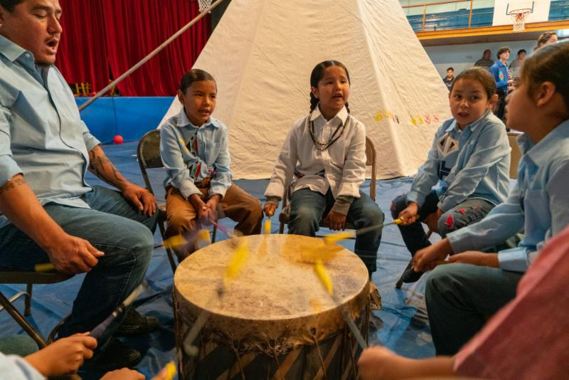 Thunder Valley CDC Red Cloud Indian School