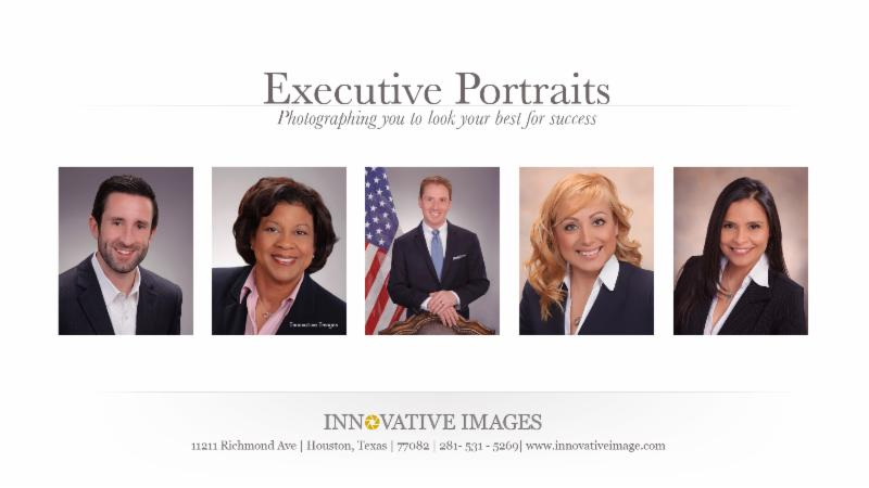 Executive Portraits Poster