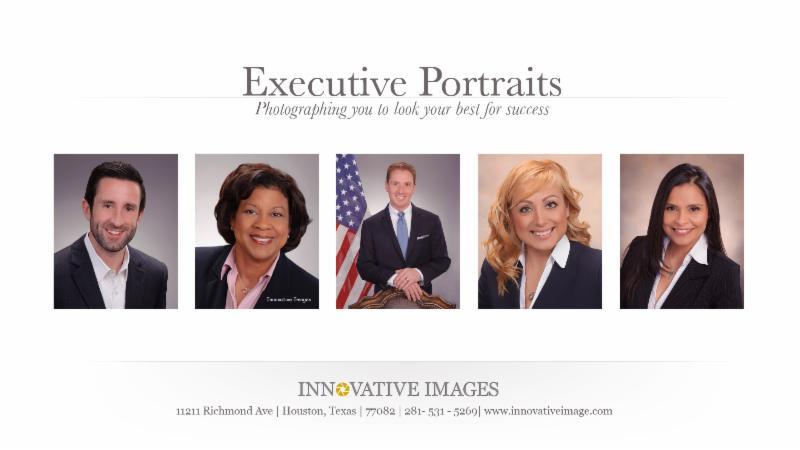 Executive Portraits Poster
