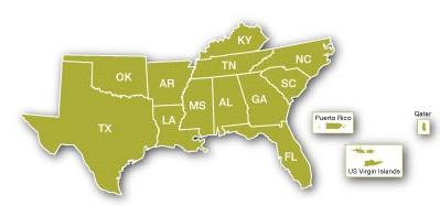 region 2 map