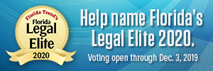 Florida Trend Legal Elite Voting