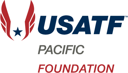 USATF Pacific Foundation logo