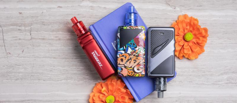 VaporDNA com Newsletter: SMOANT presents Taggerz Vape Kit!