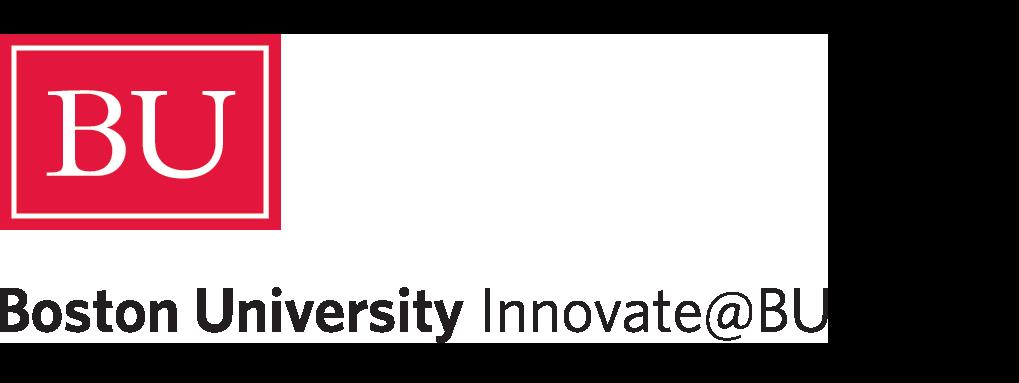 Boston University Innovate@BU logo