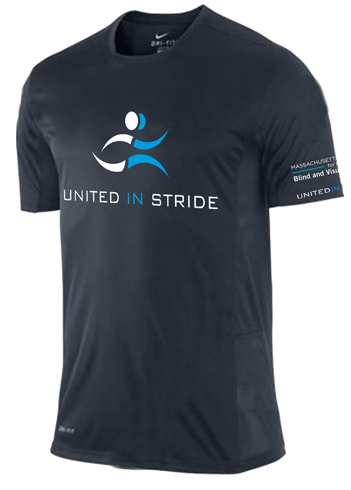 United in Stride t-shirt