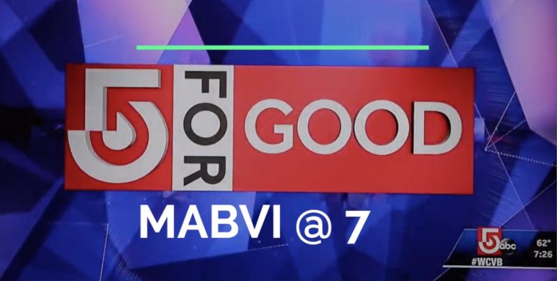 5 for good logo MABVI @7
