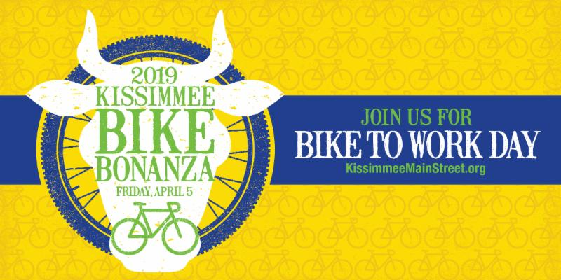Kissimmee Bike Bonanza is Friday April 5