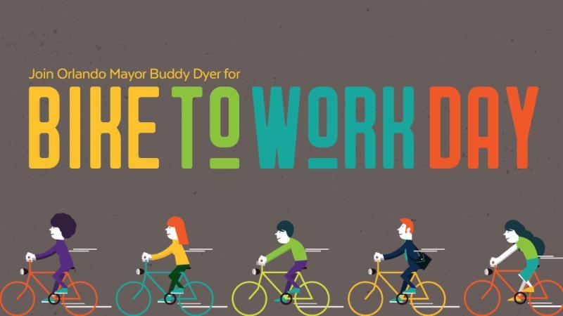 Bike to Work Day is November 2
