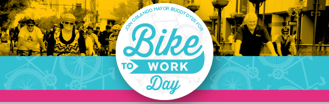 Bike to Work Day May 5, 2017