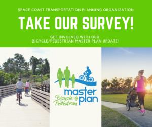 Space Coast TPO Bike Ped Master Plan Survey