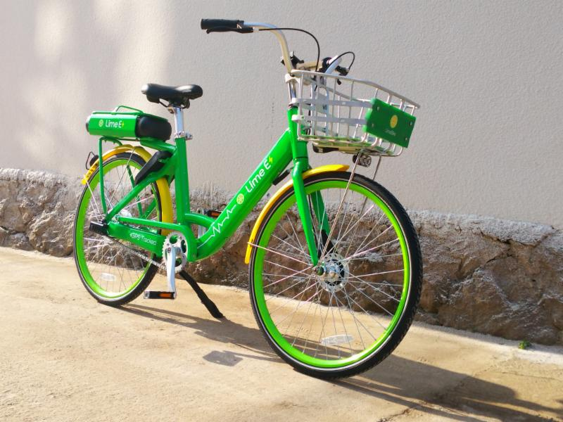 Learn more about Lime Bikes in Orlando on January 10 at noon