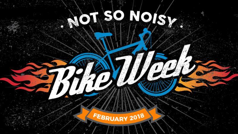 2018 Not So Noisy Bike Week in Daytona Beach