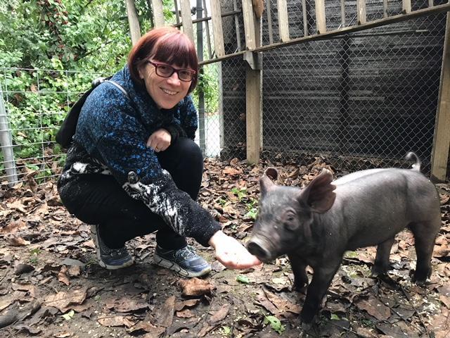 Ksenija & Pig