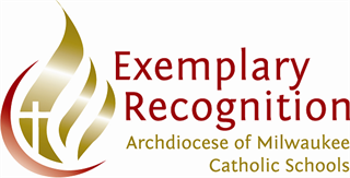 exemplary recognition logo