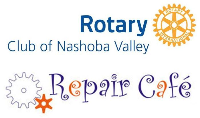 Nashoba Valley and Repair Cafe logo