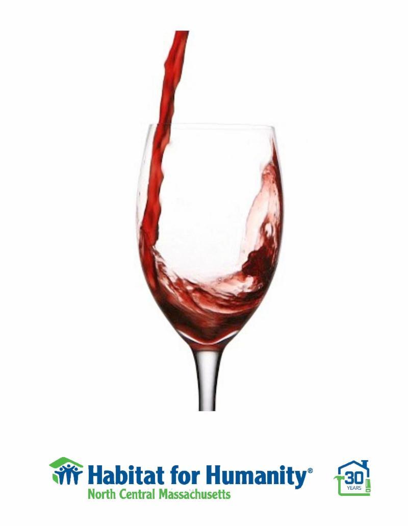 Habitat NCM Wine Glass banner