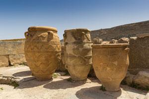 Greek jars