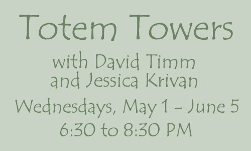 Totem Towers class dates and time