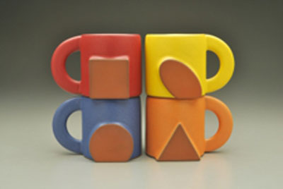 Paul Eshelman coffee cups
