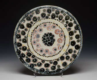 Plate by Debbie Thompson