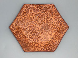Jeanine Center plate