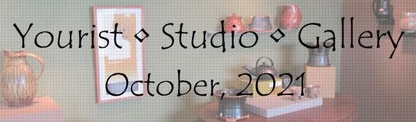 October 2021 newsletter masthead