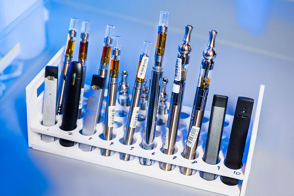 Vaping devices lab