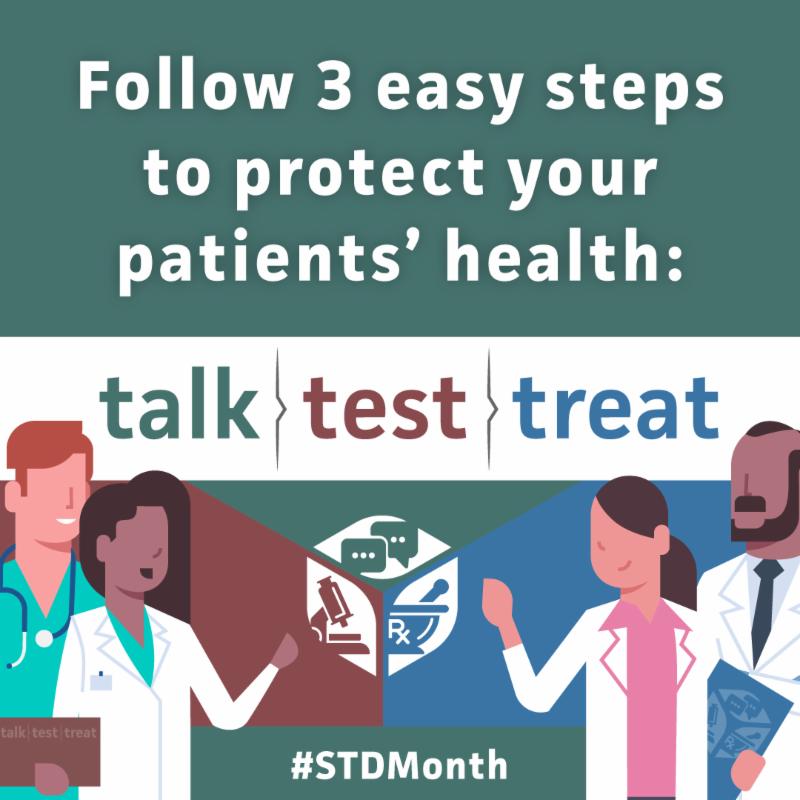 STD Awareness Month