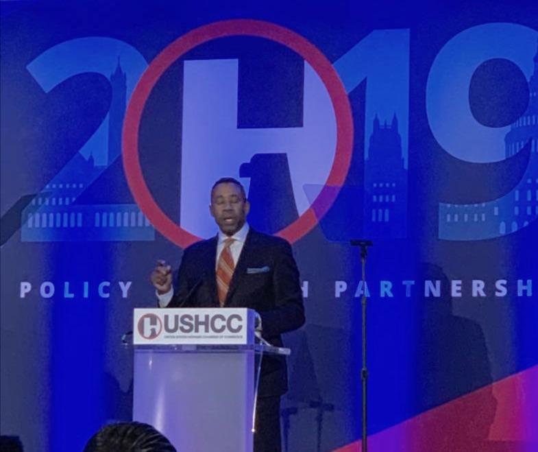 Rafael Martinez USHCC Legislative Summit 2019