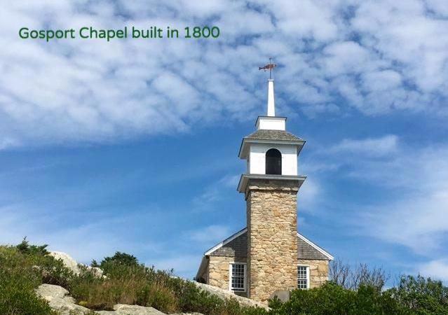 Star Island Chapel