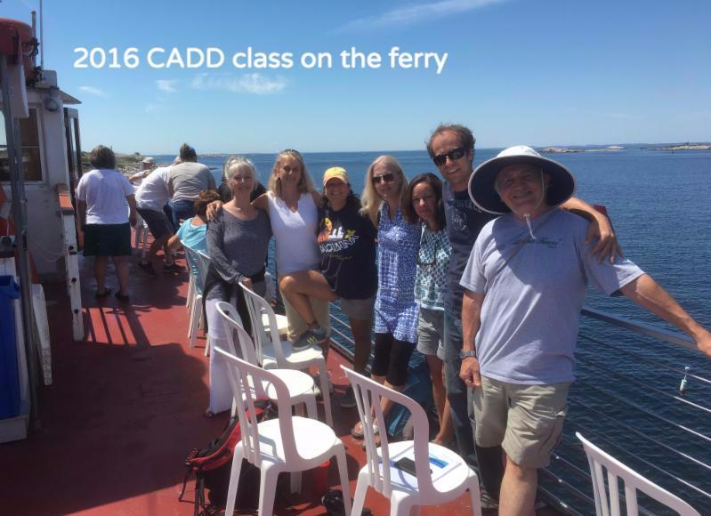 cadd class 2016