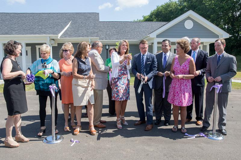 Ribbon Cutting for GreenHouse17 - June 13, 2017