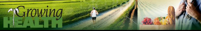 Growing Health Newsletter Banner