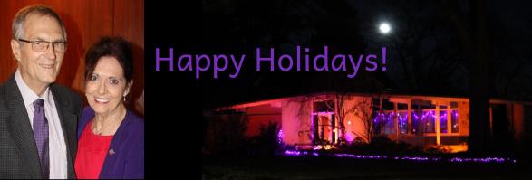 Holiday Greeting Photo