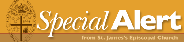Special alert from St. James's