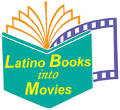 Latino Books into Movies logo