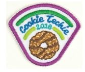 cookie techie patch