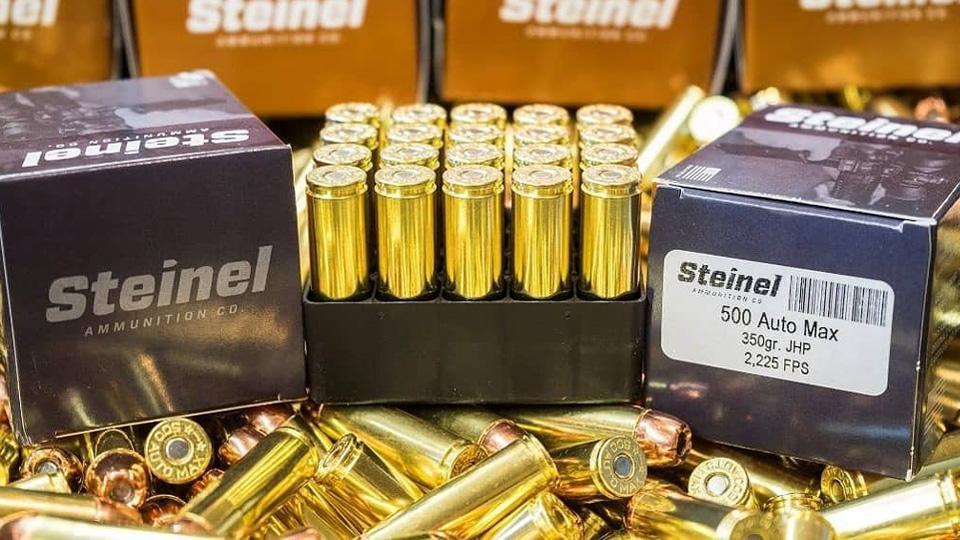 Steinel ammo 500 auto max