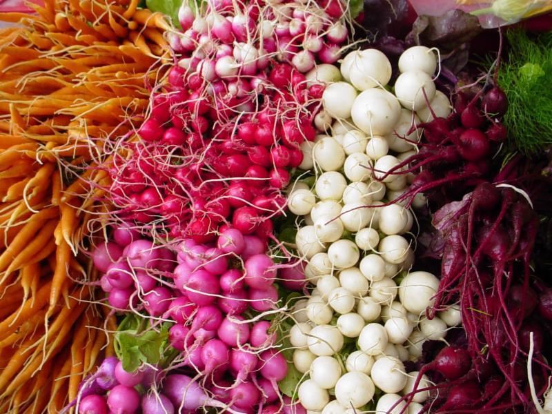 vegetable, produce, market