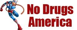 no drugs america