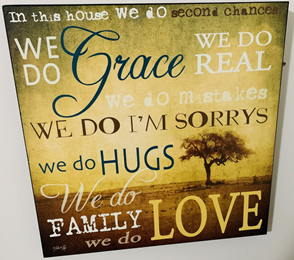 feel good messages about family