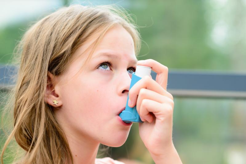 Spring allergies and asthma