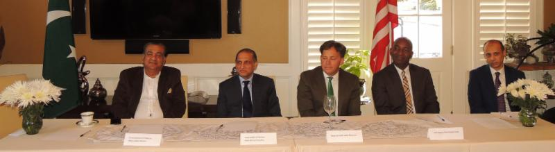 April, 14th Pakistani Community Washington Convention