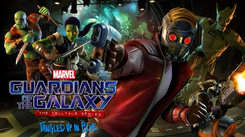 'Marvel's Guardians of the Galaxy: The Telltale Series' Arrives for Download