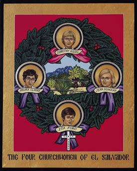 US churchwomen-martyrs