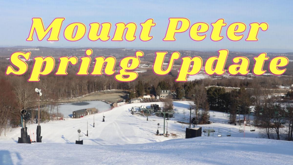 mt peter spring update