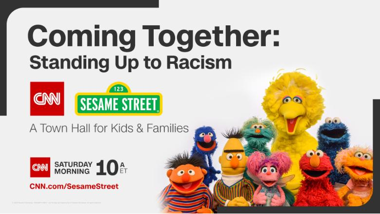 This Saturday Sesame St Town Hall