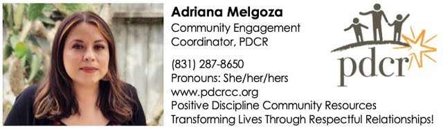 Welcome Adriana to the PDCR family