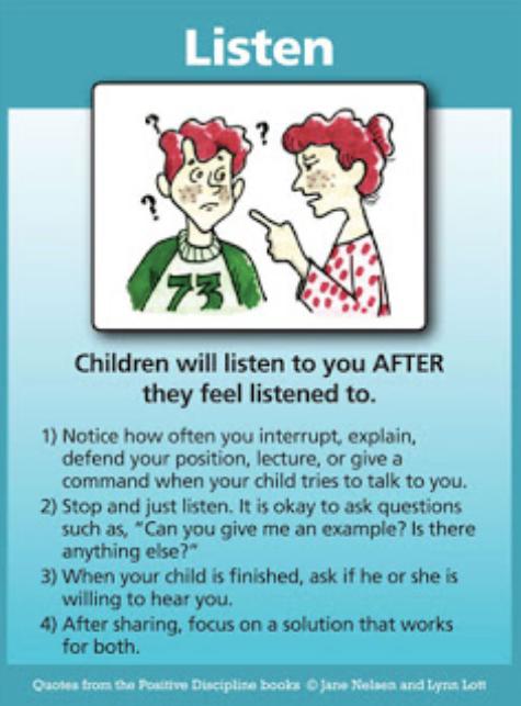 Listen Tool Kit Card