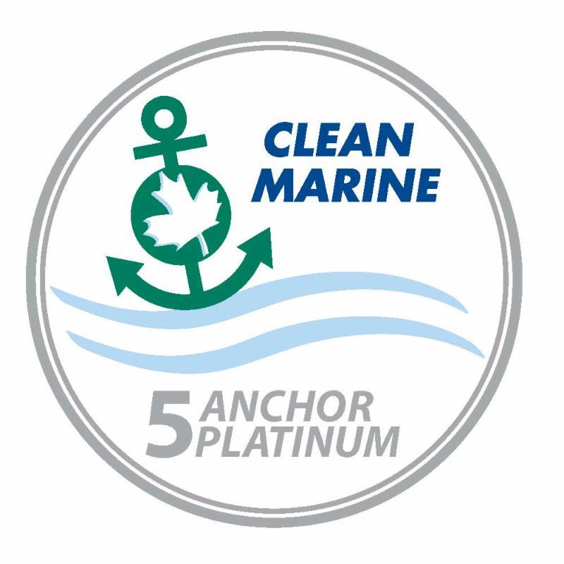 Clean Marine - 5 Anchor Platinum